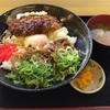 B級グルメ食レポ 亀山PA(定食:三重県亀山市)