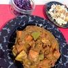 【レシピ】白菜とお豆腐のヨーグルトごま和え カレーのお供にどうぞ。