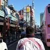 人力車に乗って正月の浅草巡り(後編) 、車夫は瞬間メタル・タケタリーノ山口さん