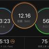 【ラン練習】10km以上走ってなかった