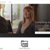 Office365 コンプライアンスマネージャが新設されました