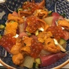 特製海鮮バラチラシ丼 シェフスペシャル 新春第一弾 バージョンアップで登場 鮨清 ジャカルタ