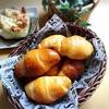 バター香る手作りバターロール&クランブルパン