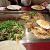 広島駅で並ばずにお好み焼きを食べるなら! 櫓家(やぐらや)でマターリ☆お好み焼き!!