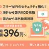 Millen VPN(ミレンVPN)は30日間返金保証付き!