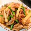 【1食190円】豚肉の塩麹味噌漬けと大根とスナップエンドウのグラスフェッドバター炒めの自炊レシピ
