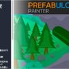 プレハブの画家 木や草など、コライダーが設定されてる面にペイント感覚でPrefabをランダム配置するエディタ