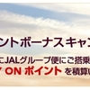 【☆JGC 修行への旅☆-その11-】「初回搭乗FLY ONポイントボーナスキャンペーン」2020年も継続決定!修行僧にとっての価値はどの程度!?