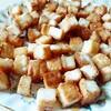 食パンでキャラメルラスクは大量に作れてGOOD