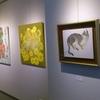 松谷千夏子先生の「やさしい日本画教室」