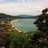 【自転車(ママチャリ)日本一周】37日目:天橋立の中で迷って、京都の海の景色に感動する