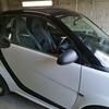 車 ボディコーティング メルセデス・ベンツ スマート/フォーツーカブリオ 幌撥水防汚コーティング