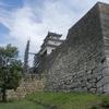 【丸亀城】天守は小さいが、とてもゴツい石垣!殿様目線で瀬戸内海を望む