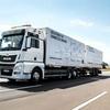 ● VWグループ「MAN」の自動運転トラックが隊列走行、積荷を届ける実証実験を開始