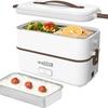 おかずとお米同時料理できて画期的時短!2段式炊飯器 超高速弁当箱炊飯器が高評価