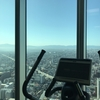 【出張でもランニングしよう!】大阪マリオット都ホテル フィットネスジム 〜 地上38階の孤独な戦い
