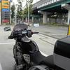 ツーリング お仕事ツー/オートバイ 〜台風の爪痕に心を痛めるも、我が道を行く〜