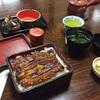 江東区高橋「尾張屋」さんで昼にうなぎを食べる