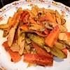 【1食36円】魯肉飯de台湾風きんぴらごぼうの簡単レシピ