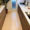 キッチンで作業するのに適した寸法と通路幅&使い勝手①