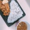 【お弁当】ローソンの生姜焼き弁当食べてみた☆