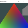 Visual Studio 2019  + Windows + OpenGL