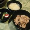 続き☆黒川温泉「里の湯 和らく」での食事