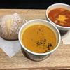 遅い晩ごはんには温かいスープを