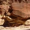 魚がゾウに変わる?!世界遺産・ペトラ遺跡に隠されたトリック岩「フィッシュ・ロック」(ペトラ・ヨルダン