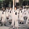 けやき坂46 1stアルバム「走り出す瞬間」発売記念パネル展in渋谷TSUTAYA