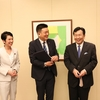 新しい菅内閣も自民党執行部同様腐臭がしてきましたね。