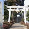 所沢・中氷川神社