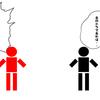 コミュニケーション苦手な人がどんな人なのか!?解りやすいようにイラスト6枚で説明してみた!