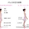 【バレエ美人塾】バレエの基本姿勢(1)立ち方とアン・ドゥオール