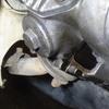 プレス仕様 向かって右下のスタッドボルトからオイル漏れ