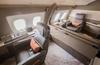 シンガポール航空 A380-800 新スイートクラス SQ580 シンガポール→上海 搭乗記 2018年
