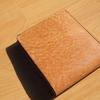ミッスーリレザーのエイジングが楽しみ!Organ(オルガン)二つ折り革財布 レビュー