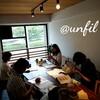 レッスンレポート)9/9本川町教室 夏物と冬物が混在している季節です