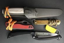 使いやすい料理用のナイフを選ぶ。キャンプでの作業に適したナイフのかたち