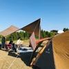 石川県 加賀市 加賀坊山オートキャンプ場 未完成のキャンプ場。何もないのが逆にいい。開放感が素晴らしかったです。
