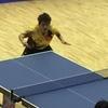 ももなか選手の 第59回東海卓球選手権