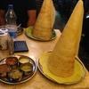 街中の人気食堂 Shri Balaajee Bhavan チェンナイ