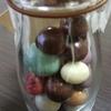チョコレートの季節 カカオマーケットに出没