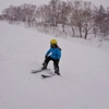 子連れスキー@札幌国際スキー場【北海道】