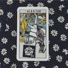 きょうのカード 2017/11/09 死神(逆位置)