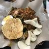 私がハマったインドネシア料理ガドガド。