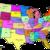 アメリカの州人口ランキング~20年大統領選と州別選挙人~