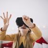 仮装現実VR世界を終末期ケアに導入を!!