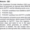 dsPIC30F4012でQEI設定を行う(エラッタ対策)