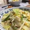 【料理】長崎ちゃんぽんと津田水産の干物  〜おふくろの味は続くよ、どこまでも〜